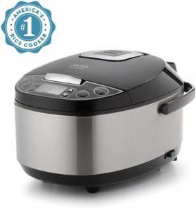 Aroma fuzzy logic rice cooker
