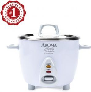 Aroma small rice cooker