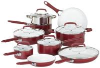 WearEver Pure Living Nonstick Ceramic Coating Cookware Set