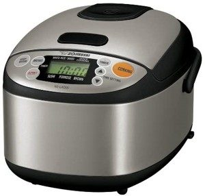 Zojirushi NS-LAC05 Micom 3-Cup Rice Cooker